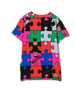 T-shirt Moschino Minime