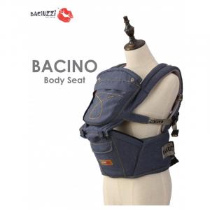 Marsupio Baby Carrier Baciuzzi Bacino Jeans blue - LISTA NASCITA RICCARDO