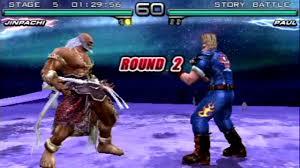 Tekken: Dark Resurrection - Platinum - USATO - PSP