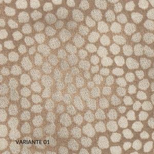 Trapunta con Rivestimento Fantasia, Velluto di Cotone, Imbottito in Morbida Microfibra 100% Poliestere, Tessuto IPOALLERGENICO | NAMUR