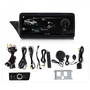 ANDROID navigatore per Audi A4 A5 S5/RS4/RS5/8K/B8/8T/4L 2008-2016 10.25 pollici 4GB RAM 64GB ROM Octa-Core Car Play Android Auto Bluetooth GPS WI-FI