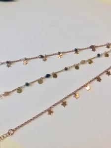 Bracciali in argento linea Marana