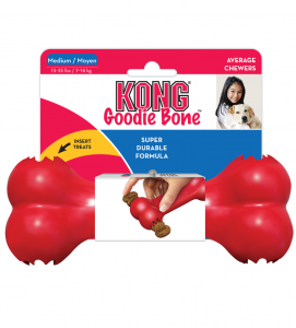 Kong - Goodie Bone - M