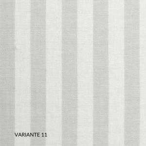 Set Lenzuola e/o Copripiumino, Decorazione a Righe, Morbido 100% Puro Cotone Naturale, Tessuto Anallergico | NEW YORK