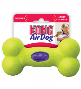 Kong - AirDog Squeaker Bone - S