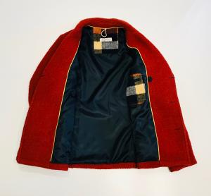 Cappotto Doppiopetto arancione || Alta Tensione