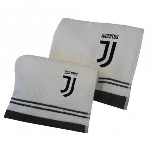 Coppia asciugamani 1+1 AC Juventus Prodotto ufficiale