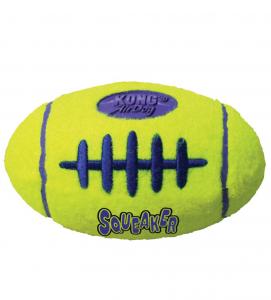 Kong - AirDog Squeaker Football - S