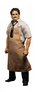 *PREORDER* Texas Chainsaw Massacre Action Figure: LEATHERFACE DELUXE EDITION by Mezco Toys