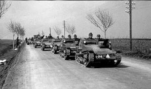 ANSALDO CV35 TANKETTE HUNGARIAN ARMY
