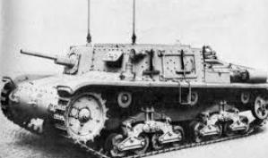 ANSALDO M 14/41 COMMAND TANK