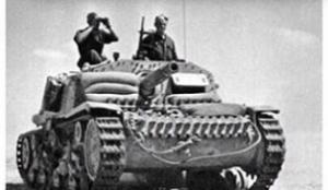 ANSALDO M14/41 SELF PROPELLED GUN 75/18