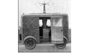 RADIO DIRECTION FINDER TRAILER