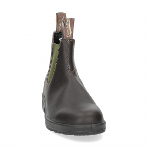 Blundstone 519 stout brown olive-3