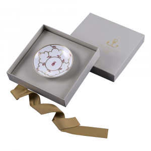 Coppetta coupe decorata in giftbox GCV