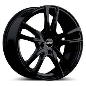 Cerchi in lega GMP Italia  Astral  18''  Width 8,0   5x114,3  ET 35  CB 60,1 OF Toyota    Glossy Black