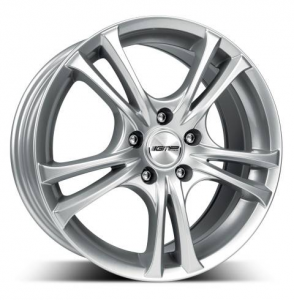 Cerchi in lega GMP Italia  Easy-R  17''  Width 7,5   5x114,3  ET 50  CB 67,1 O.F. Mazda    Silver