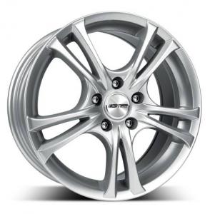 Cerchi in lega GMP Italia  Easy-R  17''  Width 7,5   5x114,3  ET 55  CB 56,1 OF Subaru    Silver