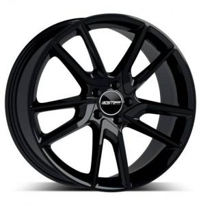 Cerchi in lega GMP Italia  Hunter KBA  18''  Width 8,0   5x112  ET 45  CB 66,6    Glossy Black