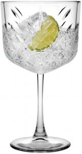 Confezione 12 pezzi calice in vetro da cocktail Timeless CL 55 cm.19,8h diam.10,8