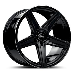 Cerchi in lega GMP Italia  MK1-S  20''  Width 9,0   5x114,3  ET 42  CB 75,0    Black Diamond Lip