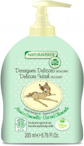 Detergente delicato Natura Verde 200ml