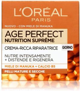 Age Perfect Nutrition Supreme Crema Viso Riparatore Giorno - 50 ml L'oreal