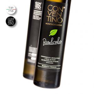 Basilicolio - Olio e Basilico - 25/50cl