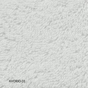 Telo da Bagno 100 x 150 cm in Puro Cotone 100% Naturale, Eccellenti Proprietà Assorbenti, Anallergico e Antibatterico, Decorazione Balza in Lino | ADELE