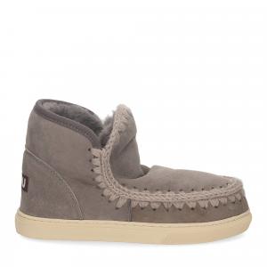 Mou Eskimo sneaker charcoal-2
