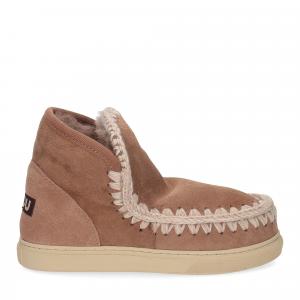 Mou Eskimo sneaker pink brown-2