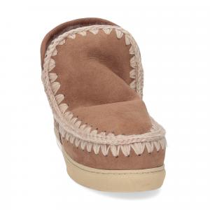 Mou Eskimo sneaker pink brown-3