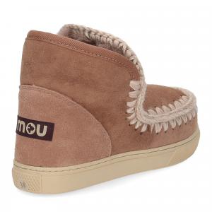 Mou Eskimo sneaker pink brown-5