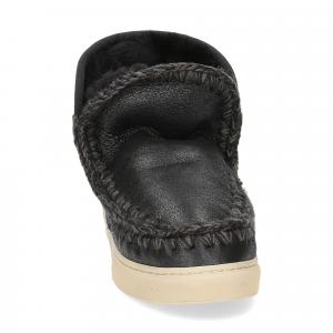 Mou Eskimo sneaker cracked black grey-3