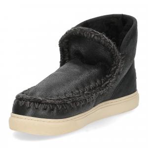 Mou Eskimo sneaker cracked black grey-4
