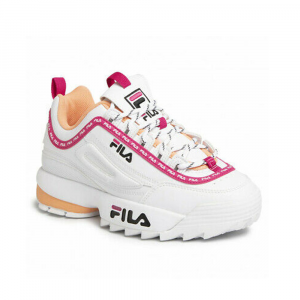Fila Disruptor Logo Kids Junior