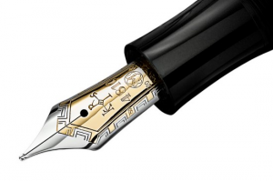 Stilografica Montblanc Karl The Great Hommage a Charlemagne