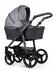 Trio Venicci carbo - sicurezza per il tuo bambino