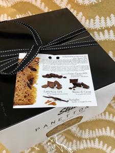 Panettone al cioccolato Gran Ricetta Slitti 1 Kg. (PT)