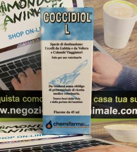 COCCIDIOL L 45 ml