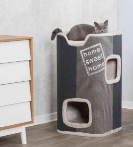 Trixie - Cat Tower - Jorge