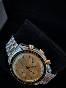 Orologio secondo polso Omega Speedmaster Reduced