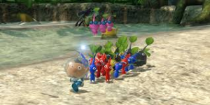 Pikmin 3 Deluxe - NUOVO - NSwitch