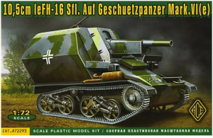 10,5cm leFH-16 Sfl. Auf Geschuetzpanzer Mark.VI(e)