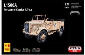 L1500A Personnel Carrier