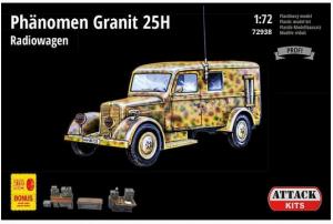 Phanomen Granit 25H Radiowagen