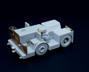 UK Tugmaster tractor