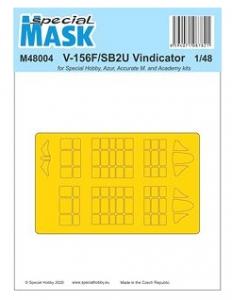 V-156F/SB2U Vindicator