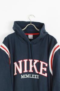 Nike - felpa con cappuccio