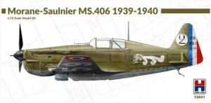 Morane-Saulnier MS.406 1939-1940